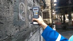 analiza nedistructiva beton